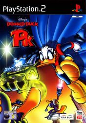 Cover Disney's PK: Out of the Shadows (PS2)