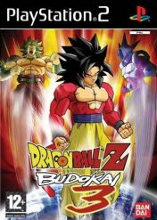 Cover Dragon Ball Z: Budokai 3 (PS2)