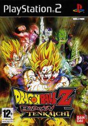 Cover Dragon Ball Z: Budokai Tenkaichi