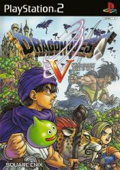 Cover Dragon Quest V