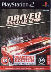 Cover Driver: Parallel Lines
