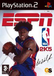 Cover ESPN NBA 2K5