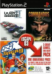 Cover Escape 03 Charity Pack