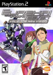 Cover Eureka Seven Vol. 2: The New Vision
