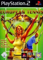 Cover European Tennis Pro