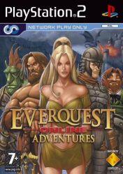 Cover EverQuest Online Adventures