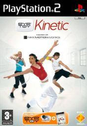 Cover EyeToy: Kinetic (PS2)