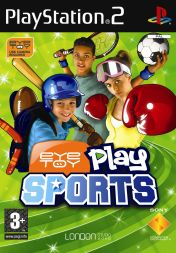 Cover EyeToy Play: Sports
