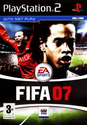 Cover FIFA 07 Soccer