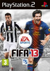 Cover FIFA 13 (PS2)