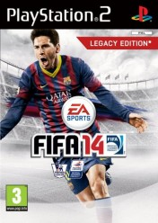 Cover FIFA 14 (PS2)