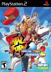 Cover Fatal Fury: Battle Archives Volume 2