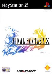 Cover Final Fantasy X (PS2)