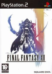 Cover Final Fantasy XII (PS2)