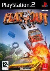 Cover FlatOut (PS2)