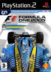 Cover Formula One 2005