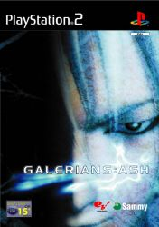 Cover Galerians: Ash