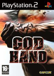 Cover God Hand (PS2)