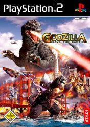 Cover Godzilla: Save the Earth