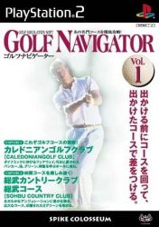 Cover Golf Navigator Vol. 1