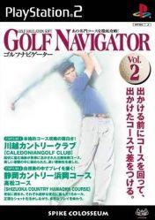 Cover Golf Navigator Vol. 2