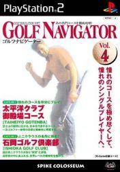 Cover Golf Navigator Vol. 4