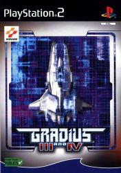 Cover Gradius III and IV