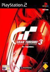 Cover Gran Turismo 3: A-Spec