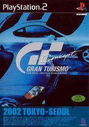Cover Gran Turismo Concept 2002 Tokyo-Seoul