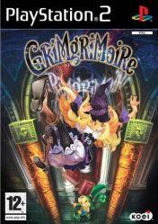 Cover GrimGrimoire