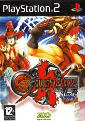 Cover Guilty Gear XX #Reload