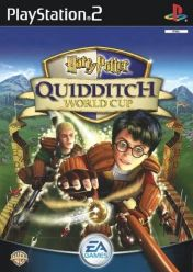 Cover Harry Potter: Quidditch World Cup