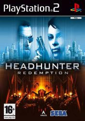 Cover Headhunter: Redemption