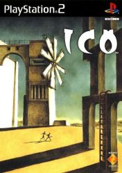 Cover ICO (PS2)