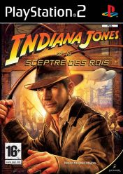 Cover Indiana Jones and the Staff of Kings (PS2)