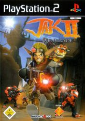 Cover Jak II (PS2)