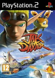 Cover Jak and Daxter: The Lost Frontier