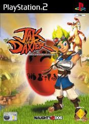 Cover Jak and Daxter: The Precursor Legacy (PS2)