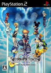 Cover Kingdom Hearts II: Final Mix