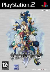 Cover Kingdom Hearts II