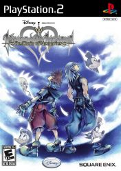 Cover Kingdom Hearts Re: Chain of Memories (PS2)