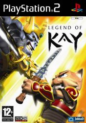 Cover Legend of Kay