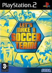 Cover Let's Make a Soccer Team!