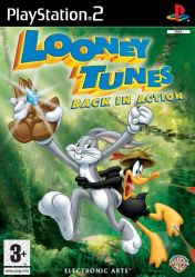 Cover Looney Tunes: Back in Action