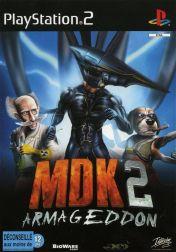 Cover MDK 2: Armageddon (PS2)