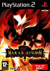 Cover Makai Kingdom: Chronicles of the Sacred Tome