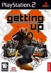 Cover Marc Ecko's Getting Up: Contents Under Pressure
