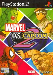 Cover Marvel vs. Capcom 2