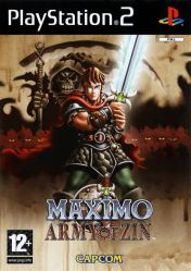 Cover Maximo vs Army of Zin