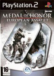 Cover Medal of Honor: European Assault